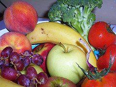 Frutas y vegetales para adelgazar